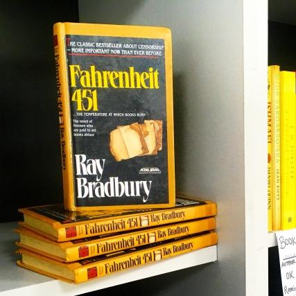 Fahrenheit 451 Classroom Library